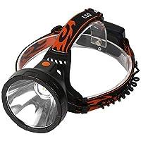 Neolight Lampe Frontale, Lampe Torche LED Puissante à 2000 lumens avec Embout Grande Autonomie avec les Accus Rechargeable pour la Spéléologie, la Chasse,l'Excursion, la Pêche,le Kayak et la Recherche