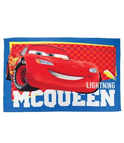 Preisvergleich Produktbild Disney Cars Jungen Fleece-Decke - rot -