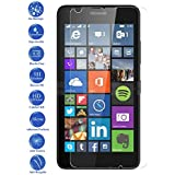Todotumovil - Protector de Pantalla Cristal Templado Vidrio 9H para Nokia microsoft Lumia 640