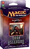 Magic the Gathering Dark Ascension DKA Sealed Intro Starter Deck Green Red Monstrous Surprise
