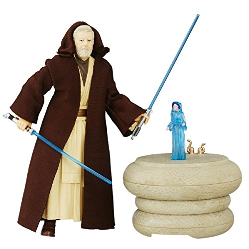 Hasbro Star Wars Black Series Obi Wan figure, 5010993337521, 15 cm