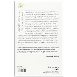 El poder anticancer de las emociones (LUCIÉRNAGA NOVA)