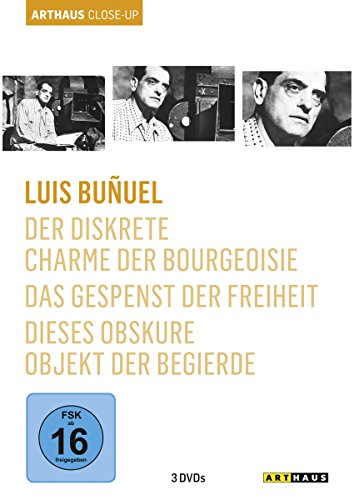 Bild von Luis Buñuel - Arthaus Close-Up [3 DVDs]
