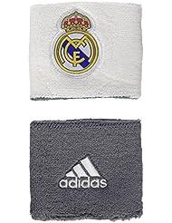 adidas - Muñequeras Real Madrid CF 2015-2016 Adidas