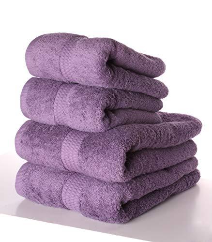 Juego de Toallas Premium 700 gramos de baño 100% Algodón de PimpamTex: Máxima absorción, suavidad y comodidad. Toallas de algodón Premium para uso diario perfectas para el hogar, el gimnasio o la piscina. Se trata de una toalla de gran tamaño fabrica...