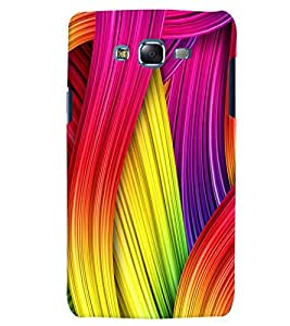 Samsung Galaxy J5 2016 MULTICOLOR PRINTED BACK COVER FROM GADGET LOOKS