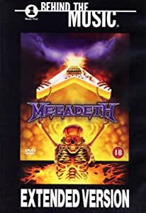 Megadeth: Behind The Music (Extended Version) [DVD]
