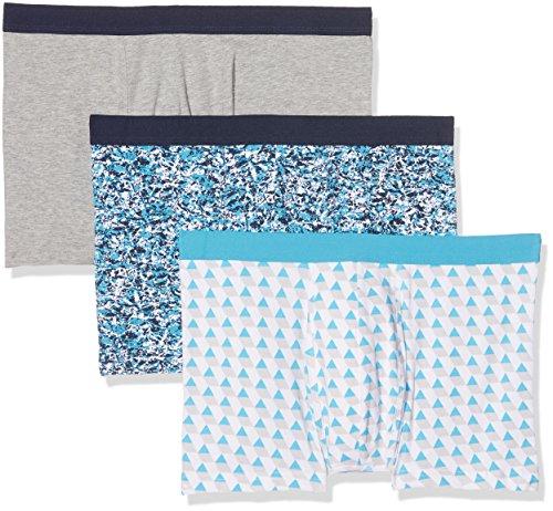 new-look-m-painters-trunks-boxer-homme-bleu-bleu-m