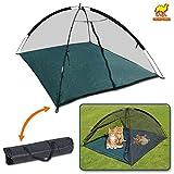 solide Camel Grande Extérieur/intérieur Happy Mosquito Habitat pour chat chien animal domestique Maison de jeu Parc Feline Funhouse Portable Tente d'exercice