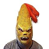 Angry Mais Latex Kopf Maske scary halloween Kostüm Maske cosplay volle Gesichtsmaske für cosplay Karneval Festival von yunhigh