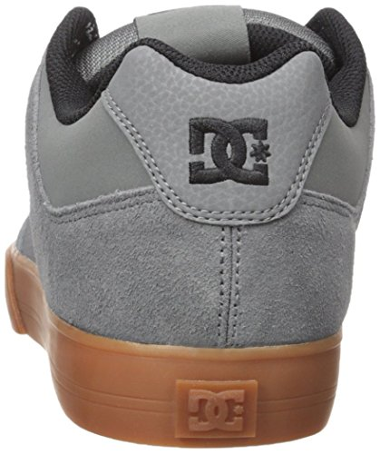 DC Shoes Pure Mens Shoe D0300660, Baskets mode homme Grey/Gum