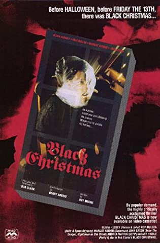 Black Christmas Plakat Movie Poster (11 x 17 Inches - 28cm x 44cm) (1974)