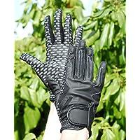Rhinegold Silicone Grip Riding Glove