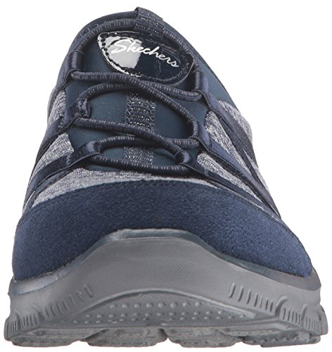 Going Marche de Skechers Synthétique Navy Repute Multi Chaussure Easy waqUF