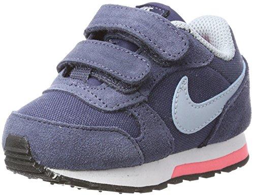 Nike MD Runner 2 (TD), Sneakers Basses Bébé Fille