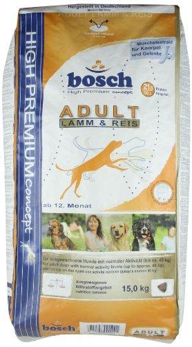 44027 Hundefutter Adult Lamb und Rice 15 kg - 2