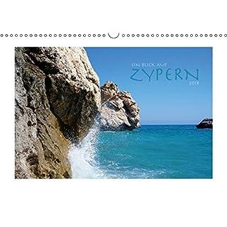 Ein Blick auf Zypern (Wandkalender 2018 DIN A3 quer): Erkunden Sie den Geburtsort der Aphrodite (Monatskalender, 14 Seiten ) (CALVENDO Orte) [Kalender] [Sep 16, 2016] Informationsdesign, SB