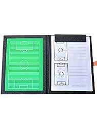 AGPtEK® Sport magnétique Football Entraîneur de Football Conseil Tactics Plate tactique