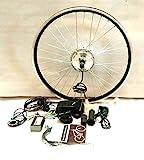 Pedalease Electric Bicycle E Bike Conversation Kit 36v 250w Rear hub