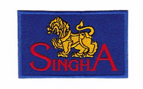 ecusson-bugelbild-patch-iron-patchs-on-motif-drapeau-avec-blason-de-thailande-singha-beer-biere-thai