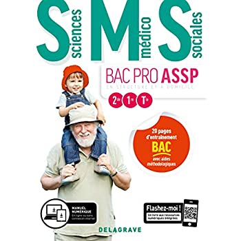 Sciences medico sociales 2de, 1re, Tle Bac Pro ASSP 2019 - Pochette Eleve