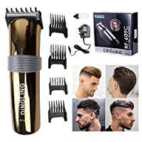 Dingling Electro Plating Hair Clipper Hair Trimmer for Male, Rf-609C