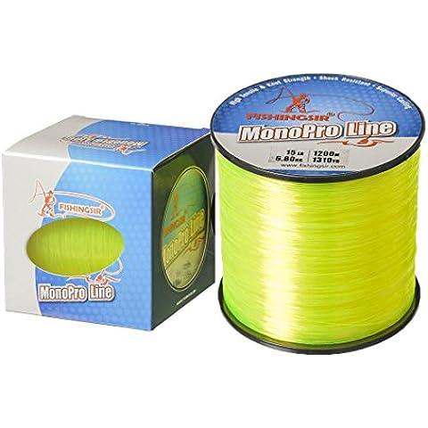 Lenza da Pesca di Nylon Monofilo 3280Yards-4LB