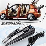 Handheld Vacuum Cleaner for Car 12v Wet Dry Car Vacuum Cleaner 4 in