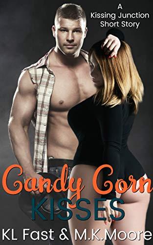 Candy Corn Kisses: A Halloween Short Story (Kissing Junction, TX Book 1) (English Edition) - Halloween Kiss