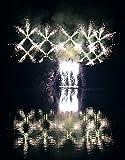 Quax - Fontana pirotecnica color argento al titanio , 70 secondi