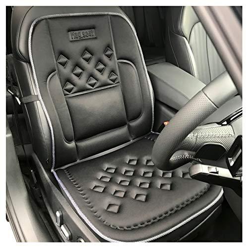 Medipaq Sitzauflage fürs Auto, mit 24 Luftpolstern / 8 Magneten / Unterstützung für den Rücken und die Seiten