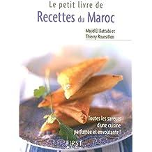 Petit livre de - Recettes du Maroc
