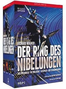 Wagner: Ring Cycle (Der Ring Des Nibelungen) (Hartmut Haenchen ) (Opus Arte: OA1094BD) [DVD] [2013] [NTSC]
