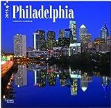 Philadelphia 2015: Original BrownTrout-Kalender [Mehrsprachig] [Kalender]