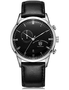 DuFa Unisex-Armbanduhr DF-9007-01