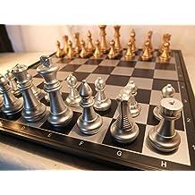 Chessebook Jeu d'Echecs Magnétique 36 x 36 cm