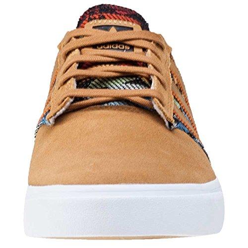 adidas Herren Schuhe / Sneaker Seeley Premiere Braun