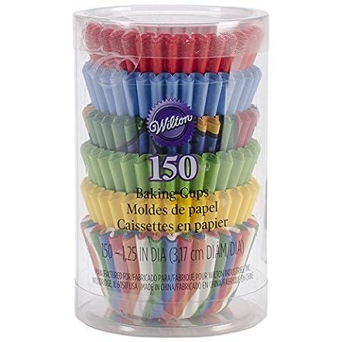 Wilton Brands primaire Imprimé multicolore Collection cuisson Mini étui