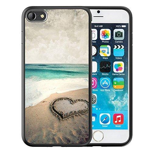 iPhone 6S Plus Schutzhülle, Schwarz Weichem Gummi iPhone/Apple 6/6S Plus Fall Lust auf Meer, Strand und Freedom-How Wunderbar, Wenn Sie Sind Ein Vogel, COO-7 (Lust Auf Wärme)