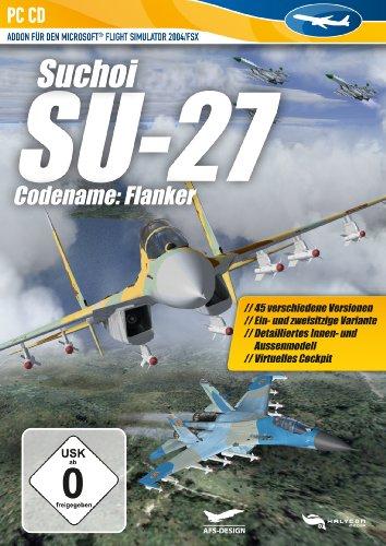 NBG EDV Handels & Verlags GmbH Suchoi SU-27-Codename: Flanker FS2004/FSX