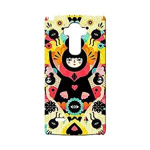 BLUEDIO Designer Printed Back case cover for LG G4 Stylus - G3305