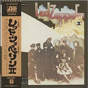 Led Zeppelin II + Poster