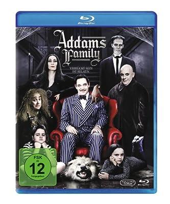 Die Addams Family [Blu-ray]