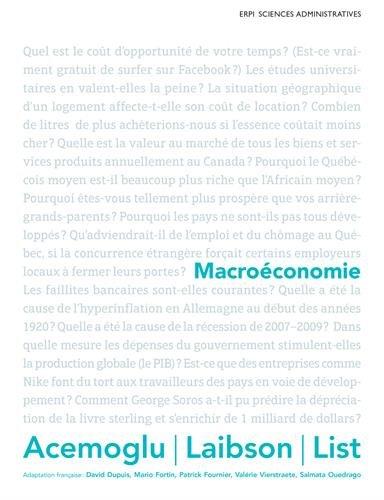 Macroéconomie : Livre + MonLab | xL (6 mois) + eText
