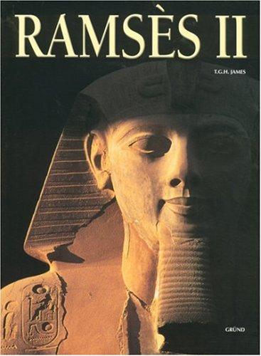 RAMSES II par HENRY JAMES T.G.