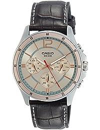 Casio Reloj con movimiento cuarzo japonés Man MTP-1374L-9AVDF(A956) 42 mm