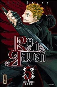 Red Raven Edition simple Tome 5