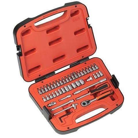 Bahco S460 0.25-inch Socket Set