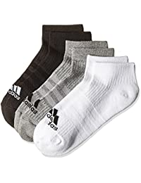 adidas 3-Bandes Performance No-Show Socquettes Mixte