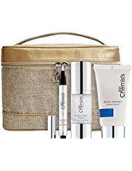 skinChemists Bag Set, Studio Finish Primer, Under Eye Definer, Nano Perfect, 1er Pack (1 x 3 Stück)